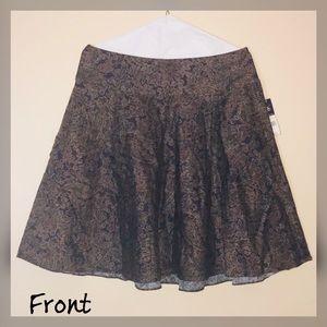 NWT American Living midi skirt